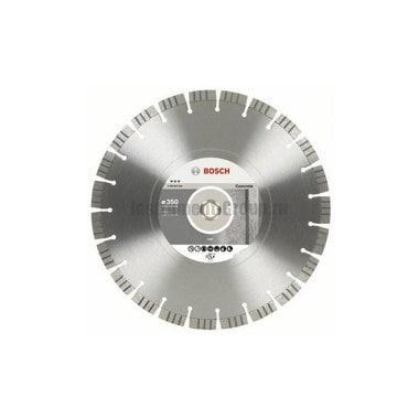 Диск алмазный Bosch 2.608.602.658 (350х20/25,4х3,2 мм) по бетону