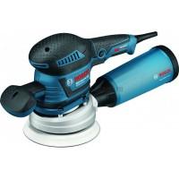 Эксцентриковая шлифмашина Bosch GEX 125-150 AVE (0.601.37B.101)