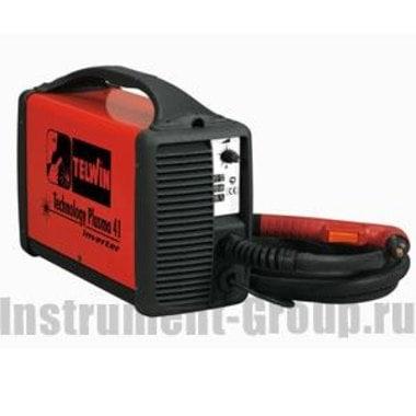 Инвертор плазменной резки TELWIN TECHNOLOGY PLASMA 41 230V