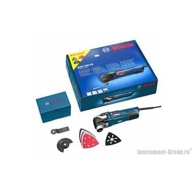 Многофункциональный инструмент (мультитутл) Bosch GOP 250 CE (0601230000) L-BOXX ready