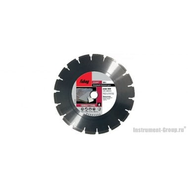 Диск алмазный Fubag 58423-6 (GR-I; 500х30-25.4 мм)
