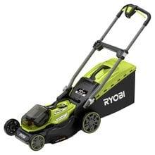 Аккумуляторная газонокосилка Ryobi 18В RY18LMX40A-150 5133004585