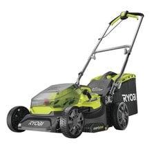 Аккумуляторная бесщеточная газонокосилка 18В Ryobi RY18LMX37A-150 5133004582