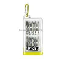 Набор бит Ryobi 5132002250(RAK28SD) (28 шт.)