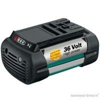 Аккумулятор Bosch F016800301 (36 В; 2.6 Ач; Li-ion)
