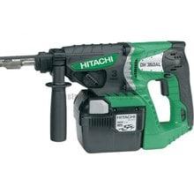 Перфоратор аккумуляторный Hitachi DH36DAL