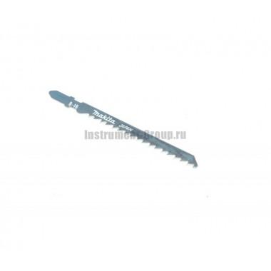 Набор пилок для лобзика Makita B-07711 (100 шт, В-16, HCS, 1054.2мм, рез-65мм, быстрпропил)