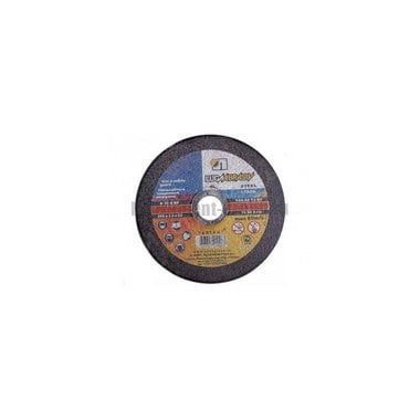 Диск шлифовальный по металлу Луга 180х22х6 мм