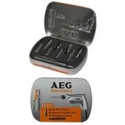 Набор бит AEG 4932430003 (9 шт.)