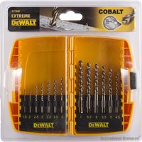 Набор сверл по металлу DeWalt DT 7942 (13 шт.)
