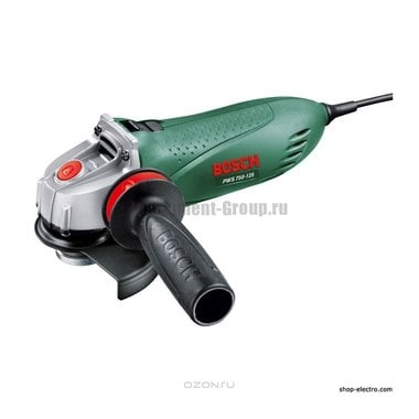 Угловая шлифмашина Bosch PWS 750-125 (0.603.3A2.422)