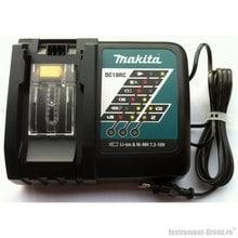 Зарядное устройство Makita DC18RC 195881-6 (7.2-18 В Ni-Mh;14.4-18 В Li-ion)