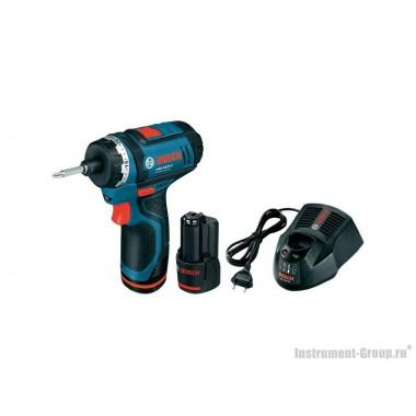 Аккумуляторный шуруповерт Bosch GSR 10.8-LI (0601992906) L-BOXX ready