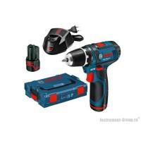 Аккумуляторная дрель-шуруповерт Bosch GSR 10.8-2-LI (0601868109) L-BOXX