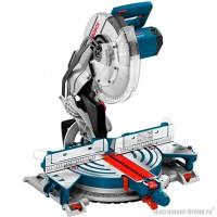 Пила торцовочная Bosch GCM 12 JL (0601B21100)