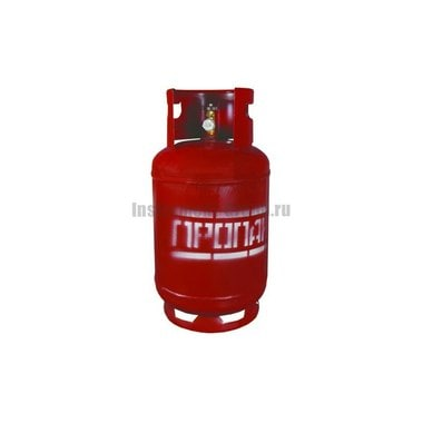 Газовый баллон (пропан) 12 л