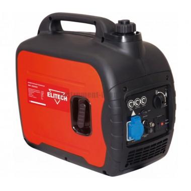 Бензиновый генератор инверторного типа Elitech БИГ 2000НС