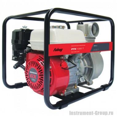 Мотопомпа для сильно загрязненной воды Fubag PTH 1000 T с двигателем Honda