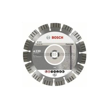 Диск алмазный Best for Concrete Bosch 2.608.602.651 (115х22.23х2.2 мм)