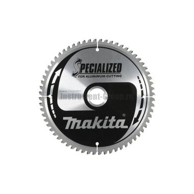 Диск пильный Makita B-29321 (260х30/15.88х2.3 мм; 100 зуб.; по алюминию)