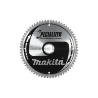 Диск пильный Makita B-35346 (160х20х2.4,60 зуб.; по алюминию)