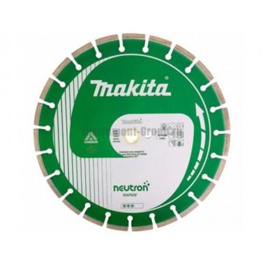Диск алмазный Makita Neutron Rapide B-13655 (400х25.4/20 мм)