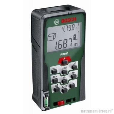 Лазерный дальномер Bosch PLR 50 (0603016320)