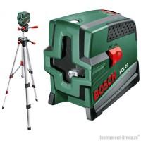 Лазерный нивелир Bosch PCL 20 SET (0603008221)