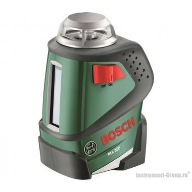 Построитель лазерных плоскостей Bosch PLL 360 (0603663020)