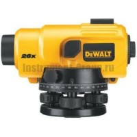 Оптический нивелир DeWalt DW 096 РК
