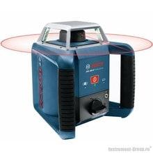 Ротационный лазерный нивелир Bosch GRL 400 H SET (0601061800)