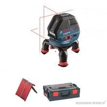 Построитель лазерных плоскостей Bosch GLL 3-50 + L-BOXX (0601063801)