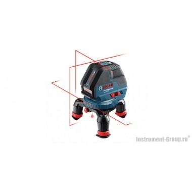 Построитель лазерных плоскостей Bosch GLL 3-50 с вкладкой под L-BOXX (0601063800)