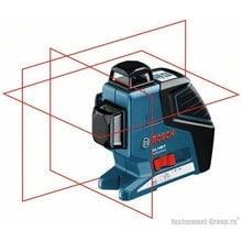 Построитель лазерных плоскостей Bosch GLL 3-80 P + вкладка под L-Boxx (0601063305)