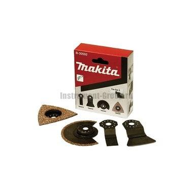 Набор насадок для работы с облицовочной плиткой Makita B-30592