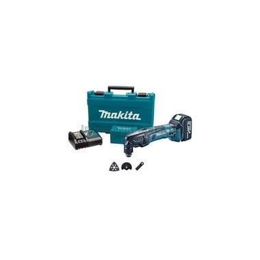 Аккумуляторный многофункциональный инструмент (мультитул) Makita BTM40RFEX1