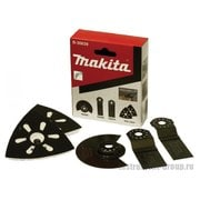 Набор насадок для работ по дереву Makita B-30639 (4 шт.)
