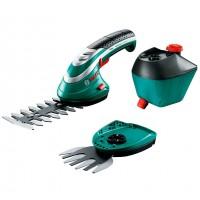 Аккумуляторные ножницы для травы + кусторез + распылитель Bosch ISIO 3 (0.600.833.10G)