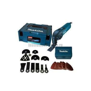 Многофункциональный инструмент (мультитул) Makita TM3000CX3J (в кейсе MakPac)