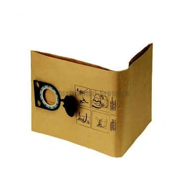 Мешки бумажные Интерскол FB 20 (5 шт.; для пылесоса ПУ-20/1000)