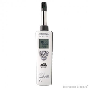 Измеритель влажности и температуры бесконтактный ADA ZHT 100