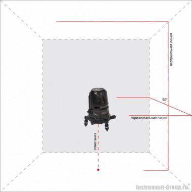 Построитель лазерных плоскостей ADA 2D Basic Level