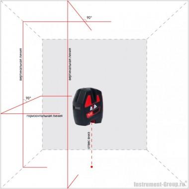 Построитель лазерных плоскостей ADA ARMO 3D