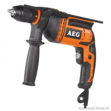 Дрель ударная AEG 381770(SBE 650 R)