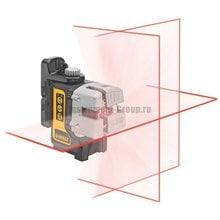Лазерный уровень трехплоскостной DeWalt DW 089 K