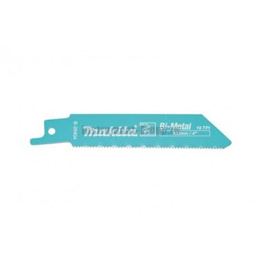 Полотно для сабельных пил 5 шт. Makita B-20404 (BIM; 100/0.9  мм; 1.4  мм; для саб. пил JR100D)