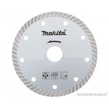 Диск алмазный сплошной Makita B-28020 (180х25.4/22.23 мм; для стр. материалов)