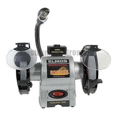 Заточной станок (точило) Elmos BG600DL