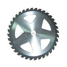 Нож 36-ти зубый стальной Elmos eh3710-1 (230х1,4)