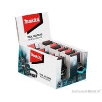 Поясной держатель рулетки 5 шт. + поясная сумка 4 шт. Makita P-72394